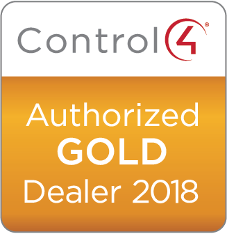 Omnia Integration Control 4 Authorized Gold Dealer 2018