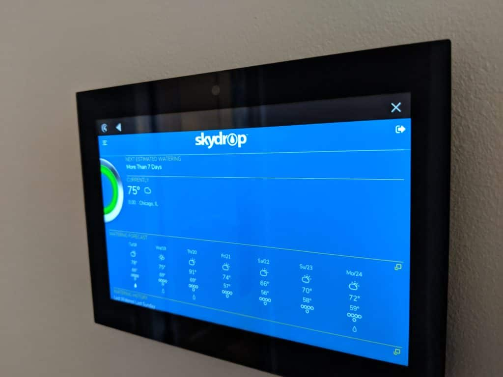 SkyDrop Control 4 integration